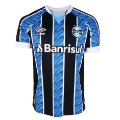 Imagem de Camisa Torcedor Grêmio I 2020/21 Umbro