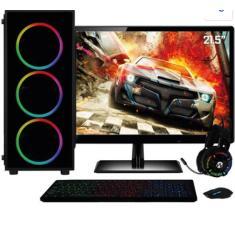 Imagem de PC 3Green 47686 Intel Core i7 8 GB 1.000 240 Radeon RX