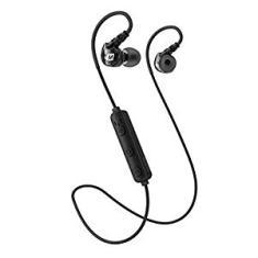 Fone de Ouvido Wireless Bluetooth com Microfone MEE audio Sport-Fi X6 Plus