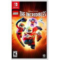Jogo LEGO The Incredibles Lego Nintendo Switch