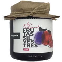 Imagem de Geleia De Frutas Silvestres Artesanal Singelee 100% Natural