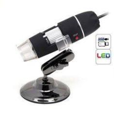 Microscopio Digital USB Lupa Aumento Zoom 500x Camera 2.0mp IT