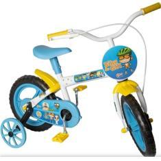 Imagem de Bicicleta Styll Kids Lazer Aro 12 Clubinho Salva Vidas
