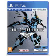 Jogo Zone of the Enders: The 2nd Runner MARS PS4 Konami