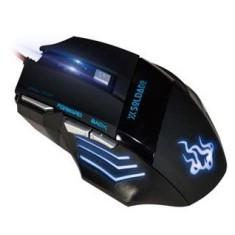 Imagem de Mouse Gamer Óptico USB GM700 - Infokit