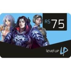 Imagem de Gift Card Digital Level Up R$ 75