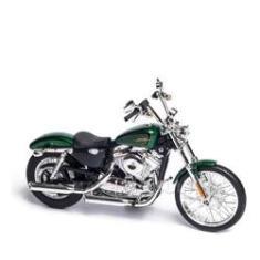 Imagem de Miniatura Harley-davidson 2013 Xl 1200v Seventy Two - 1:12