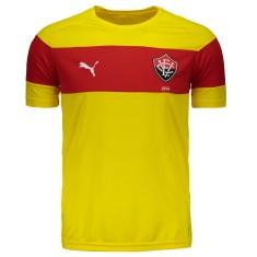 Camisa Vitória 2016 Treino Masculino Puma c87f8f95235f7