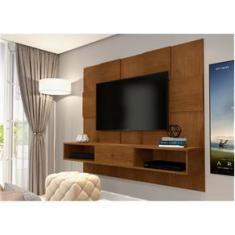 Imagem de Painel Luxo JB 5025 para Tv até 55 polegadas Caramelo