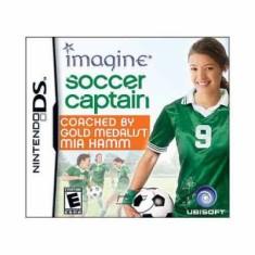 Jogo Imagine Soccer Captain Ubisoft Nintendo DS