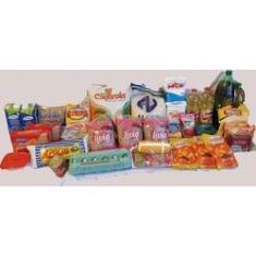Imagem de Cesta Basica Famila 54 Itens Lider Alimentos Limpeza e Higiene
