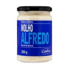 Molho Cepêra Alfredo 320g