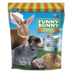 Imagem de Ração Supra Funny Bunny Blend Coelhos Pequenos Roedores 500G