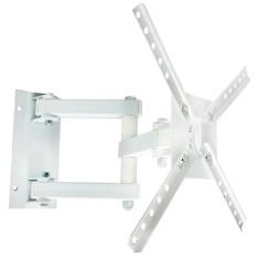 """Imagem de Suporte para TV LCD/LED/Plasma Parede Articulado 10 a 42"""" Brasforma SBRP140B"""