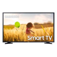 "Smart TV LED 40"" Samsung Full HD HDR UN40T5300AGXZD 2 HDMI"