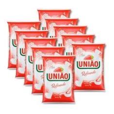 Imagem de Açúcar Refinado União 10Kg
