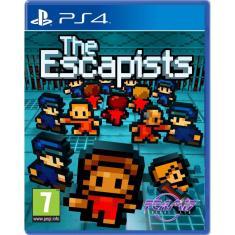 Jogo The Escapists PS4 Team17