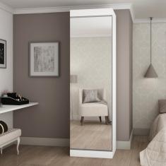 Imagem de Sapateira Multiuso com Espelho Gelius Esmeralda -
