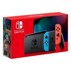 Imagem de Console Video Game Nintendo Switch 32Gb  e  Neon