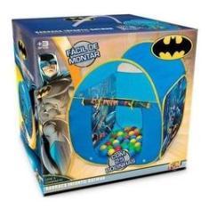 Imagem de Barraca Infantil Batman Com 25 Bolinhas 81447 Fun