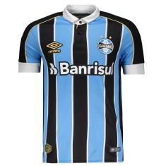 Camisa Jogo Grêmio I 2019/20 Umbro