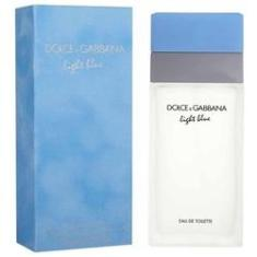 Imagem de Perfume Dolce & Gabbana Light Blue Feminino 100ml - Original