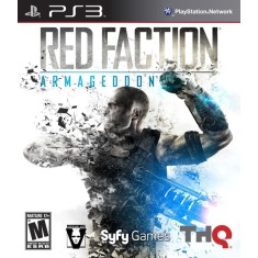 Jogo Red Faction: Armageddon PlayStation 3 THQ