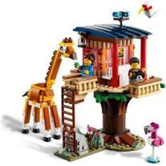 Imagem de 31116 Lego Creator - Safari Casa Na Árvore
