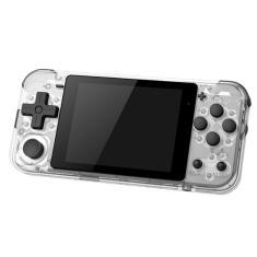 Imagem de 3 polegadas de alta definio de tela grande Handheld Retro Joystick Game Console Arcade Mini combate do jogo Console
