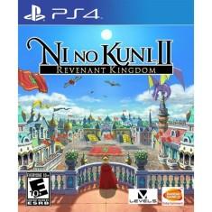 Jogo Ni no Kuni II Revenant Kingdom PS4 Bandai Namco