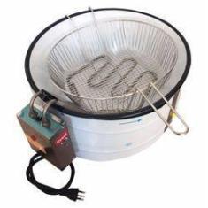 Imagem de Fritadeira Elétrica Tacho Pasteleiro Italinox Tfei 7 - 07 Litros