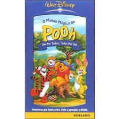 Imagem de VHS O Mundo Mágico do Pooh