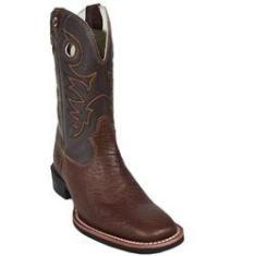 Imagem de Bota Country Masculina Bico Quadrado Mamuti Texas Boots
