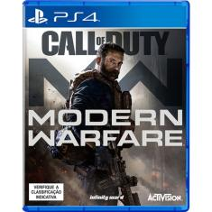 Jogo Call of Duty: Modern Warfare PS4 Activision