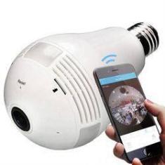 Imagem de Câmera Ip Wifi Lâmpada e27 Áudio HD 360 Dia Noite Hardfast Hf01 Segurança