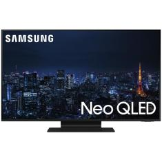 "Imagem de Smart TV Neo QLED 50"" Samsung 4K HDR QN50QN90AAG 4 HDMI"