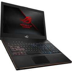 "Notebook Asus ROG Zephyrus Intel Core i7 8750H 8ª Geração 32GB de RAM HD 1 TB SSD 500 GB 15,6"" GeForce GTX 1060 Windows 10 GM501"
