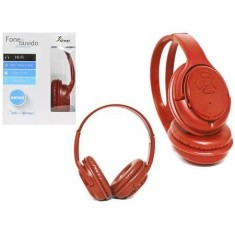 Headphone Bluetooth Knup Kp-360