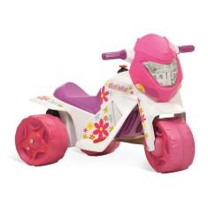 Imagem de Mini Triciclo Elétrico Ban Moto Gatinha EL 6V - Bandeirante