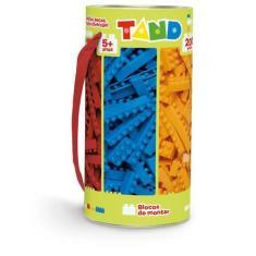 Imagem de Blocos De Montar - 200 Peças - Tand - Toyster