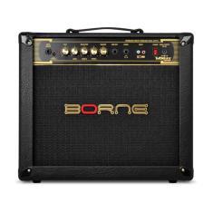 Imagem de Amplificador Cubo Para Guitarra Vorax 1050 50W   Borne