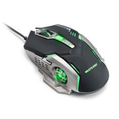 Mouse Gamer Óptico USB MO269 - Multilaser