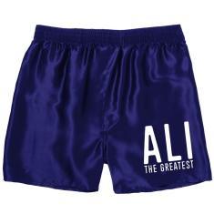 Imagem de Cueca Samba Canção Boxe - Muhammad Ali The Greatest