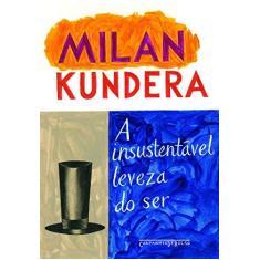 Imagem de A Insustentável Leveza do Ser - Ed. De Bolso - Kundera, Milan - 9788535912517