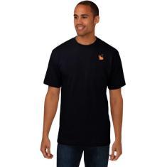 Imagem de Camiseta Estampa Opice Laranja Moda Praia Manga Curta Verão