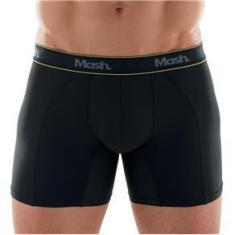 Imagem de Cueca Boxer Sport Longa Microfibra Mash