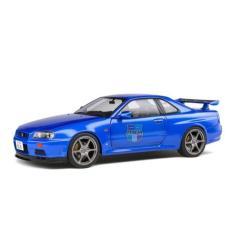 Imagem de Nissan Skyline Gt-r (r34) 1:18 Solido