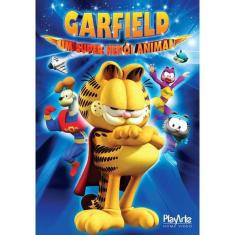Imagem de DVD - Garfield: Um Super Herói Animal