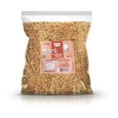 Amendoim Torrado Triturado Xerem Natural 1kg Manicook