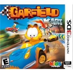 Jogo Garfield Kart Nintendo 3DS